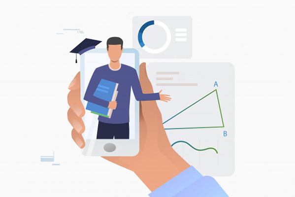 phụ huynh dễ dàng xác nhận hồ sơ năng lực của gia sư hơn so với giáo viên dạy trực tuyến.