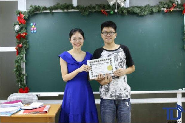Gia sư tiếng Anh lớp 8 có kiến thức giảng dạy tiếng Anh chuẩnGia sư tiếng Anh lớp 8 có kiến thức giảng dạy tiếng Anh chuẩn